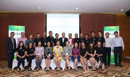 VIOD in cooperation with IFC and PwC organized Audit Committee Master Program 3