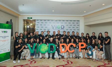 DCP3 was a great opportunity to update useful knowledge, exchange and share valuable experiences among the top business leaders in Vietnam