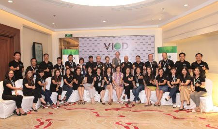 VIOD resumed its training activities by the Director Certification Program (DCP5)