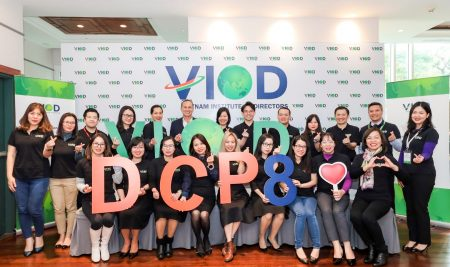 VIOD successfully organized the first DCP for financial institutions, closing the challenging year of 2020