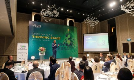 VIOD's 3rd anniversary celebration – Adapt to grow and take off to the thriving stage