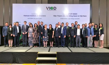 Vietnam launches first institute to train directors of public firms
