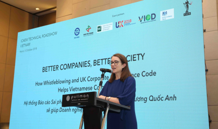How whistleblowing and UK corporate governance can raise Vietnam