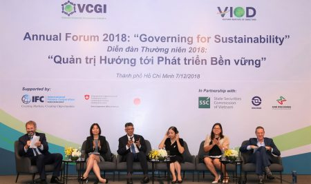 "Press Release – Annual Forum 2018: ""Governing for Sustainability"""